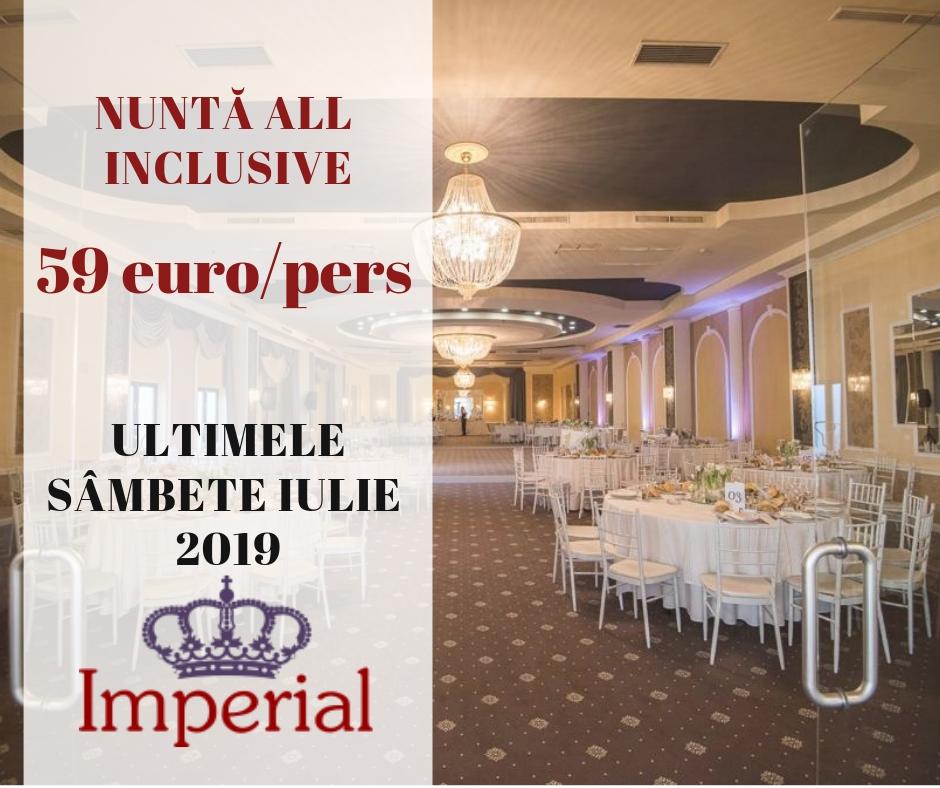Imperial Ballroom Restarurant Nunta Salon Nunta Evenimente Bucuresti